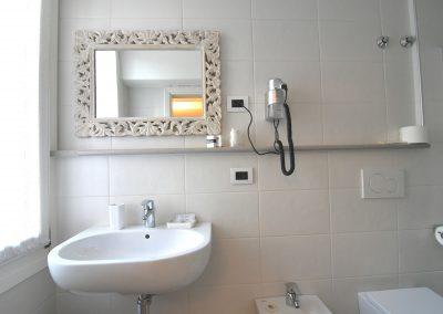 bagno camera al 1 piano